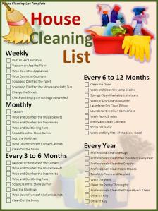 House-Cleaning-List-Template